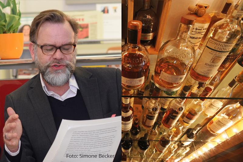 Literarisches Whisky-Tasting